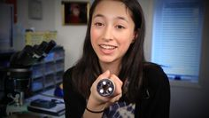 11th Grader Invents a Flashlight Powered by Body Heat