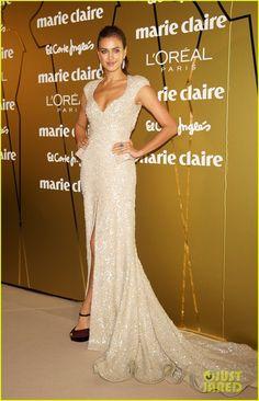 Fashion*Dresses | Rosamaria G Frangini | Cristiano Ronaldo,  Irina Shayk for Marie Claire