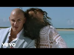 Pitbullu0027s Official Music Video For U0027Hey Baby (Drop It To The Floor)u0027