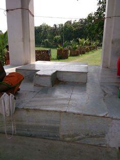 Surrounding places of the location of Yajna at Jajpur Biraja Khsetra performed in June 2014 Durga, June, Patio, India, Places, Outdoor Decor, Home Decor, Terrace, Interior Design