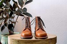 """Chippewa products use only premium raw materials and are hand crafted in USA. The 1939 Original is a 6"""" General Utility boot from Chippewa with oil tanned.  Chippewa has hand-crafted leather boots in Americasince 1901, and they do not mess around with quality. 