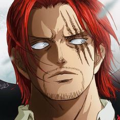 Akagami No Shanks ✨♥️ - : One Piece One Piece Cosplay, One Piece Fanart, One Piece Anime, Anime One, Manga Anime, One Piece Wallpaper Iphone, One Piece Tattoos, One Piece Drawing, One Piece Chapter
