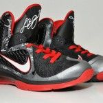ROM x Mobb Deep Custom Nike LeBron 9 - These Are Too Hot To Be Infamous!