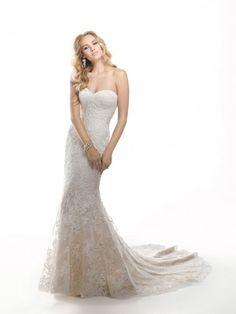 Maggie Sottero Wedding Dresses - Style Chesney 4MS853/4MS853JK