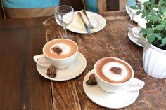York Cocoa House, York: there's plenty of choice (from peppermint hot chocolate to ginger or Yorkshire rose)   16 Places You Must Have Hot Chocolate Before You Die