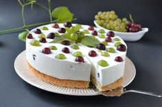 Eat Pray Love, Cheesecake, Food, Italia, Cheesecakes, Essen, Meals, Yemek, Cherry Cheesecake Shooters