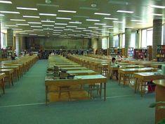 Znalezione obrazy dla zapytania biblioteka główna umcs