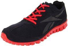 Reebok Men's Real Flex Run-Suede Running Shoe