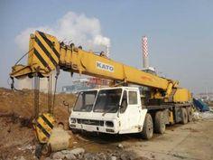 used kato 50t nk-500e-v mobile truck crane original year 1998 (NK-500E-V) - China used kato nk-500e-v original truck crane;used kato nk-5...
