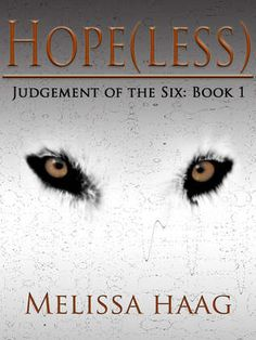 Hope(less) by Melissa Haag #review  #werewolves,  #paranormal #books  #fantasy