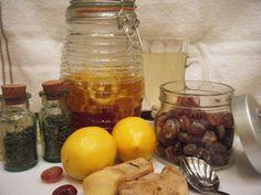 Homestead Series - Honey Lemon Ginger Cough Syrup