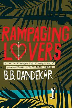 Rampaging Lovers // book jacket by rawshock design