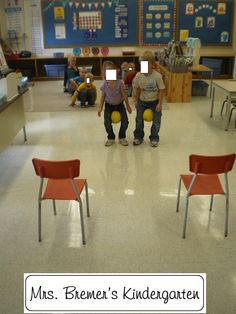 Mrs. Bremer's Class: Nursery Rhyme Olympic Games