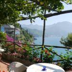 lunch in ravello- villa san michelle