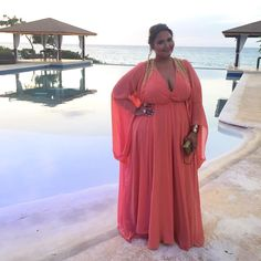 Plus Size Fashion - Jeniffer Guzman Morales