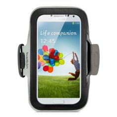 Belkin Slim-Fit Armband for Samsung Galaxy S4   S IV (Black) on 9d1491947811a