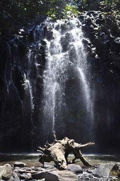 Ellinjaa Falls, North Queensland, Australia