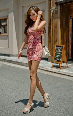 Pink Leopard Mini Dresses Sexy Women Clothing Korean Fashion