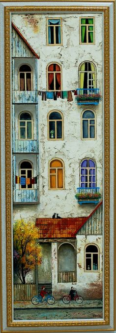 Childhood by David Martiashvili