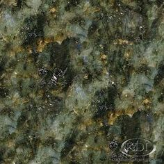 Green Eyes Granite (Kitchen-Design-Ideas.org)