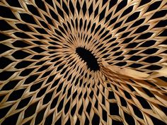 Wing Yi Hui and Lap Ming Wong, two students from Hong Kong studying at The Oslo School of Architecture and Design, have shared their wooden pavilion. Wooden Pavilion, School Architecture, Art Activities, Animal Print Rug, Wings, Gallery, Oslo, Design, Studying