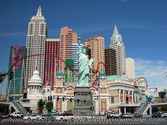 """""""New York - New York""""  Las Vegas, Nevada Was there on Grand Opening and rode the coaster...couldn't walk when I got off it.  Scared me to death!"""