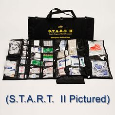 MFA-TK8TB Deluxe First Aid Trauma Kit from Sunset Survival and First Aid Kits, Emergency Supplies, Disaster Preparedness, Search & Rescue