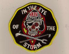 "FDNY E280 L132  ""In the Eye of the Storm""  www.nyfirestore.com"