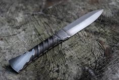 Hand Forged, Rebar Knife, Winburn Steel, Mark Winburn Knives,