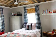 6th Street Design School | Kirsten Krason Interiors love the ceiling!