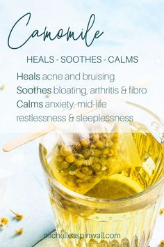 Do you suffer from bruising, bloating, anxiety or difficulty sleeping with insomnia?  Want to get clear skin and reduce acne?  Did you know that camomile can clear acne skin, stop bloating, reduce anxiety and so much more including reducing peri-menopause symptoms.  Find out about which other herbs help peri-menopause on the blog.  #hormonebalance #perimenopause #perimenopausediet #clearskin #camomile