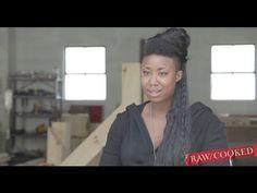 Raw/Cooked: Caitlin Cherry (Cherry speaks on how she was inspired by the mechanics of Leonardo da Vinci's work).