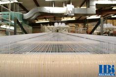 can you count the strands of yarn on this loom? #yarn #loom #braid #manufacturingintheUSA