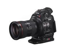 Cinema EOS Camera Canon C100