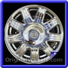 Chrysler Town & Country 2006 Wheels & Rims Hollander #2211B  #Chrysler #TownCountry #ChryslerTownCountry #2006 #Wheels #Rims #Stock #Factory #Original #OEM #OE #Steel #Alloy #Used