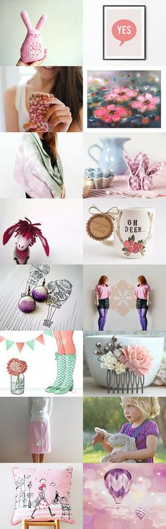 Oh Deer, say Yes. by Irina Lib on Etsy--Pinned with TreasuryPin.com