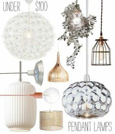 Pendant Lamps=Quirky fun!.