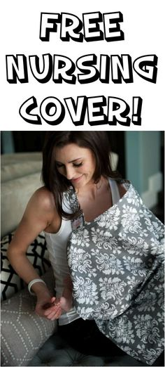 Free Super Cute Nursing Cover! {just pay s/h} ~ these make great gifts, too! #baby