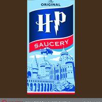 Anglotees: HP Saucery