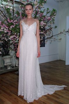 Elizabeth Fillmore Bridal Spring 2013