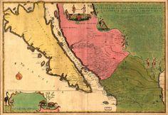 20x30 Bird/'s Eye View 1898 Santa Barbara California Vintage Style City Map