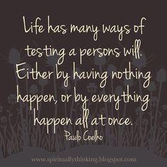 Life.....