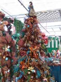 decorated christmas trees | Best Decorated Christmas Trees12 Best Decorated Christmas Trees