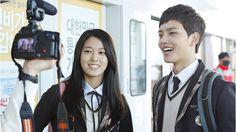 FIRST LOOK: Vampire angst meets teenage angst in Orange Marmalade, starring Yeo Jin Goo, AOA's Seolhyun, and CNBlue's Jonghyun