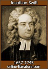 Jonathan Swift: his works online for free