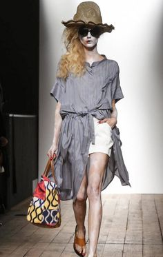 GIO KATHLEEN: Vivienne Westwood Red Label SS'14