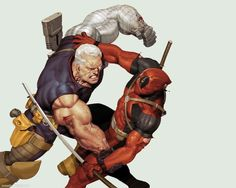 Deadpool 2 might have found its Cable and Domino  - DigitalSpy.com