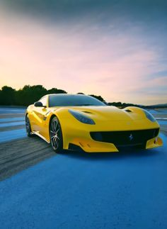 Relive Chris Harris Hooning The Mad Ferrari F12tdf At Paul Ricard