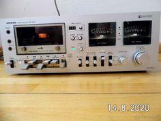 Kazetový magnetofon ONKYO TA-630D - Humenné - Bazoš.sk Decks, Audio, Front Porches, Deck, Terraces, Balcony