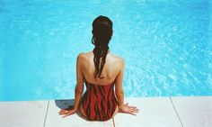 woman wearing black and red monokini Beautiful, free Blue photos from the world for everyone - Infinity Collections Image Summer, Bikini Wax, Les Sentiments, Damaged Hair, Monokini, Wearing Black, Swimming Pools, Bathing Suits, Pin Up